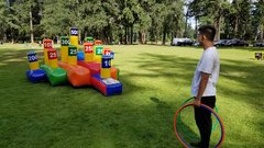 Giant Ring Toss Rental