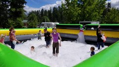 Indoor / Outdoor Foam Party