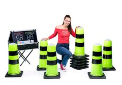 Interactive Play Sports Cones