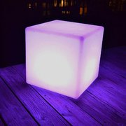 LED Light Changing Cubes