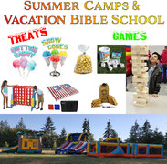 Summer Camp and Vacation Bible Schools