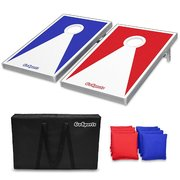Blue vrs Red Bean Bag Toss Game Set