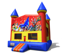 (C) Disney Bounce House