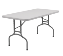 Table - Adult 6 person folding