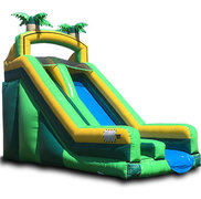 (B) 18ft Paradise Wet-Dry Slide