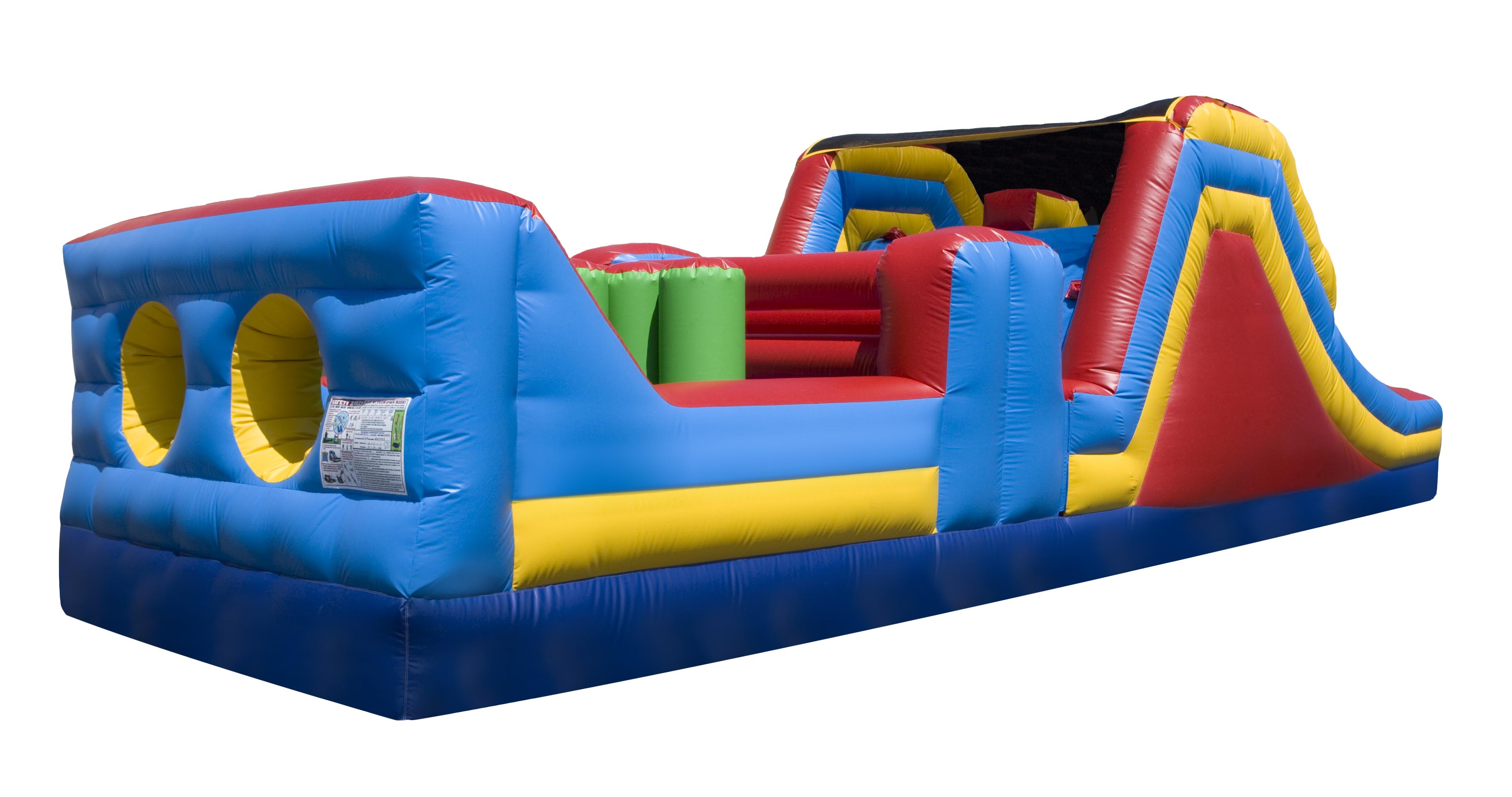 Bouncing On Air | Orchard Park | Water Slide & Bounce House