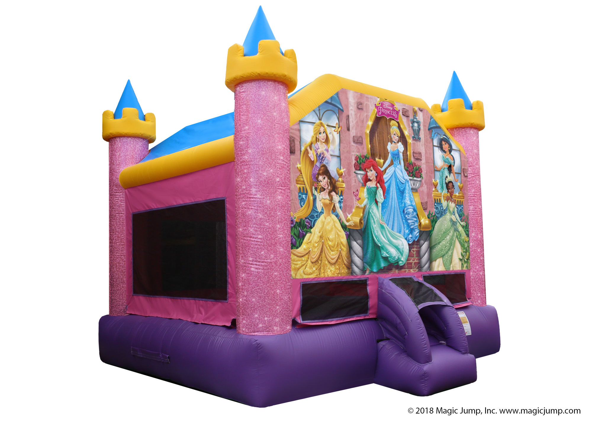 Disney Princess Bounce House Rental