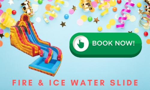 water slide rentals near me
