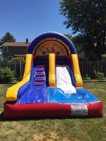 Party Slide Rentals