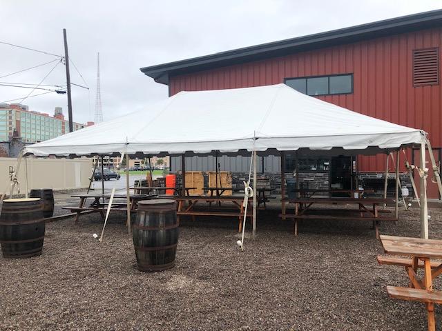 Tent Rentals Depew NY