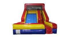 14' Primary SlideBest for ages 4+ and Up |1 Outlet Needed Size 30 x 14 x 14
