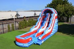 15' Sparkler SlideBest for ages 6+ and Up |1 Outlet Needed Size 28 x 14 x 15