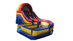15ft Curve Slide Rental