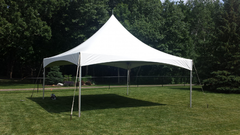 20x20 High-Peak Frame Tent