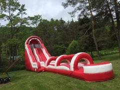 22' Red ScreamerBest for ages 6+ and Up |2 Outlets Needed Size 60 x 18 x 22