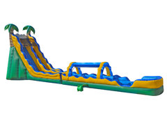24ft Palm Tree Water Slide