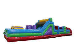 40' Epic CourseBest for ages 5+ and Up |2 Outlets Needed Size 40 x 10 x10