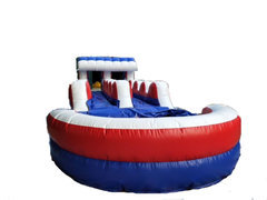 All American Slip n SlideBest for ages 6+ and Up |1 Outlet Needed Size 32 x 10 x 8