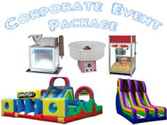 Corporate Party Package <font color=red><s>$1250</s></font></FONT>