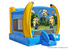 Despicable MeBest for ages 2+ and Up |1 Outlet Needed Size 15 x 15 x15