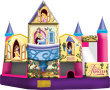 Disney Princess 5in1Best for ages 2+ and Up |1 Outlet Needed Size 22 x 22 x17