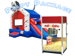 Puppy Party Package $280