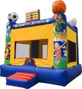 Sports ArenaBest for ages 2+ and Up |1 Outlet Needed Size 15 x 15 x15