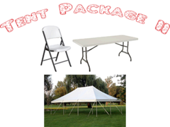Tent Package-2<font color=red><S>$385</S></font>
