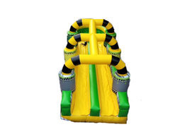 Toxic Slip n SlideBest for ages 6+ and Up |1 Outlet Needed Size 32 x 10 x 10