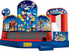 World of Disney 5in1Best for ages 2+ and Up |1 Outlet Needed Size 22 x 22 x17