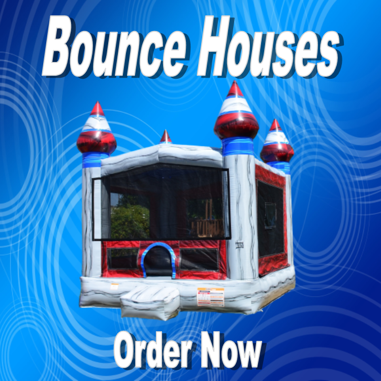 Bounce House Rentals | Bouncing All Around & Party Rentals