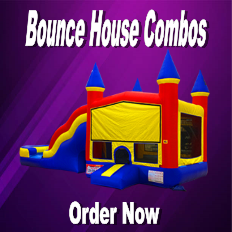 Bounce House Combos | Bouncing All Around & Party Rentals