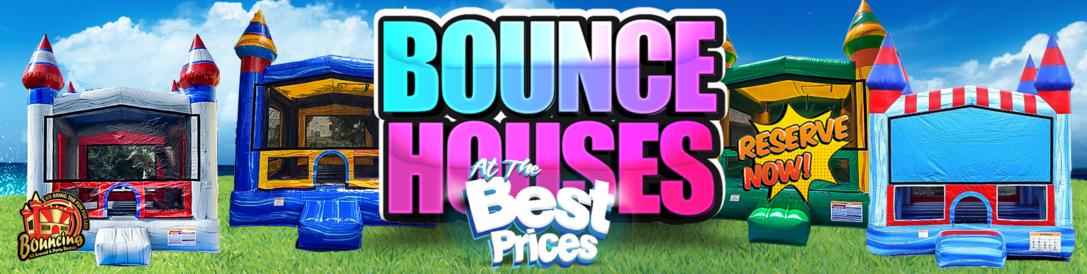 Bounce House Rentals | Bouncing All Around