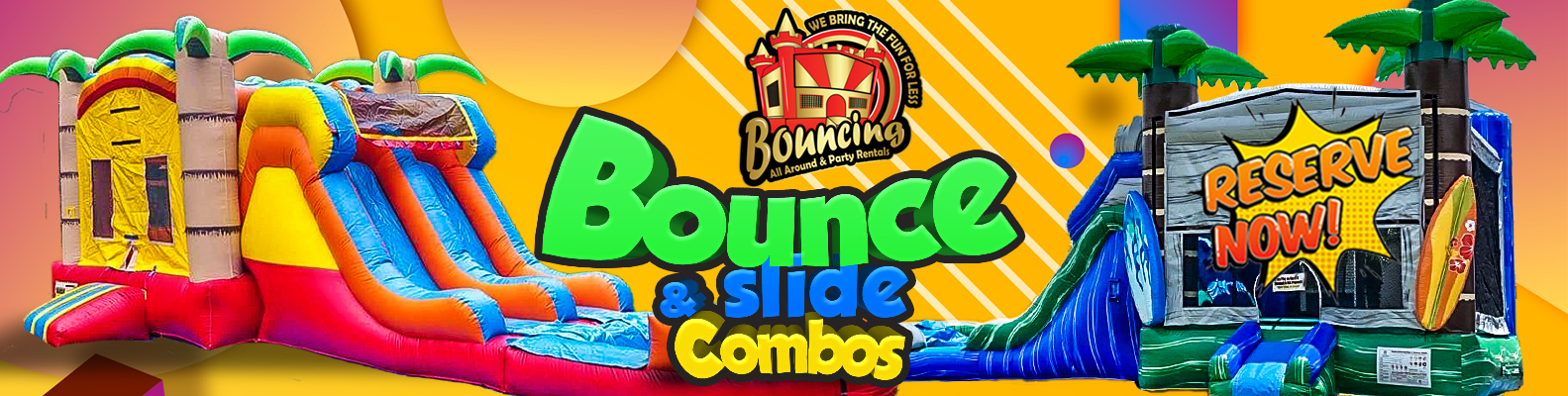 Interactive Games | Bouncing All Around