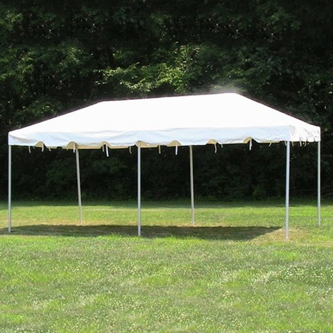 10 x 20 White Tent (no side walls)