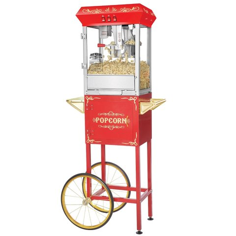 Popcorn Machine (6 oz) $35