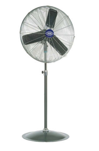 Oscillating Pedestal Fan 24 Inch