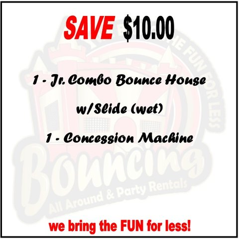 Package Deal # 3 - Save $10.00