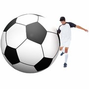 Giant Inflatable Soccer BallBest for ages 10+