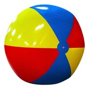 Giant Inflatable Beach BallBest for ages 10+