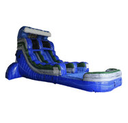 Blue Lagoon Water Slide - Coming Soon.Best for ages 6+
