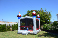 Titanium Bounce House w/Basketball Hoop Inside $95Best for ages 4+ Space Needed 18 W x 18 D x 16 H