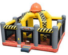 Wrecking Ball Extreme - Coming SoonBest for ages 7+ Space Needed 30 L x 28 W x 17 H