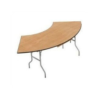 7' Serpentine Table