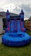 Water Slide Combo Bouncers