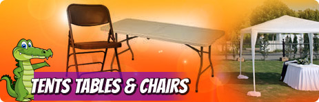 Table & Chair Rentals