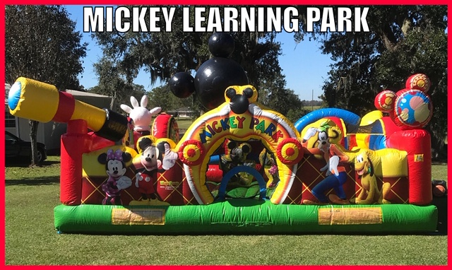 Mickey Learning Park Rental New Iberia LA