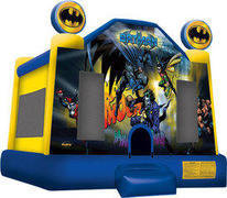 A Batman Inflatable Fun Jump