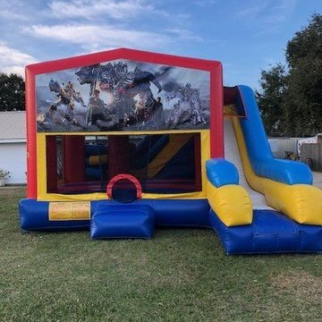 Transformers 7N1 Bounce & Slide Combo
