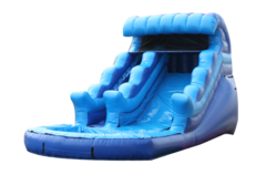 A 13' Laguna Jr Water Slide